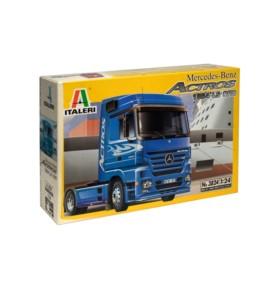 ITALERI 3824 Samochód ciężarowy Mb Actros 1854