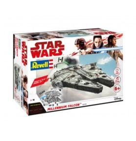 REVELL 06765 Star Wars Millenium Falcon (zestaw dla dzieci)