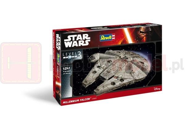 REVELL 03600 Star Wars Millenium Falcon