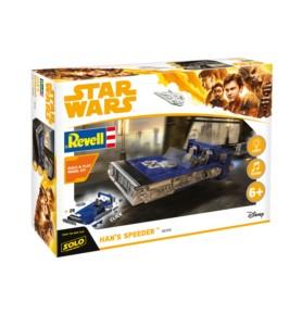 REVELL 06769 Star Wars Han Solo Speeder (zestaw dla dzieci)