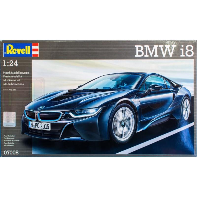 REVELL 07008 Samochód sportowy BMW i8