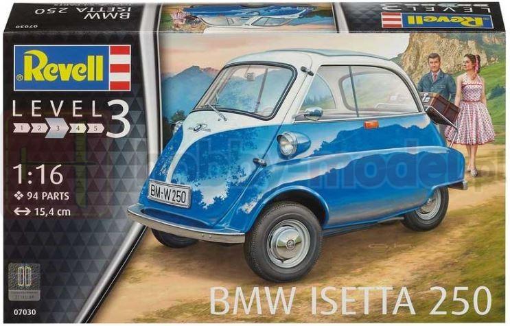 REVELL 07030 Samochód osobowy BMW Isetta
