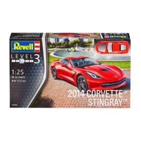 REVELL 07060 Samochód sportowy Corvette Stingray C7 2014