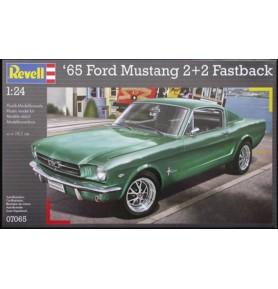 REVELL 07065 Samochód sportowy 1965 Ford Mustang