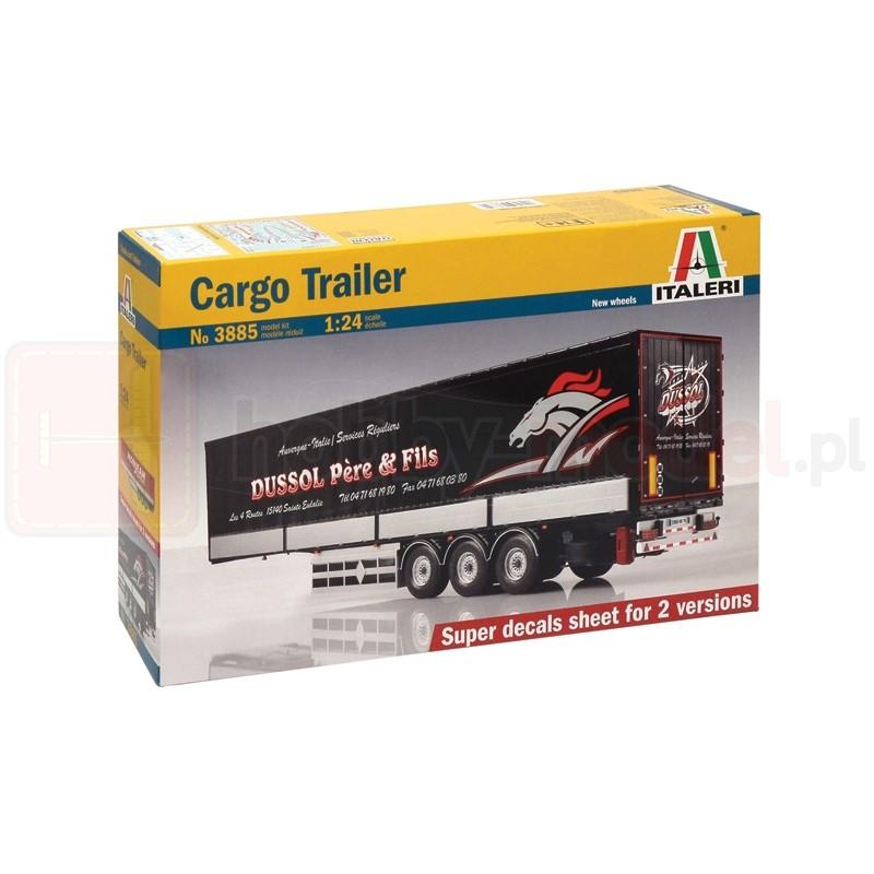 ITALERI 3885 Naczepa Cargo Trailer