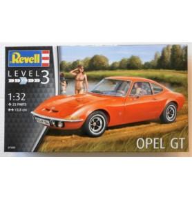 REVELL 07680 Samochód sportowy Opel GT