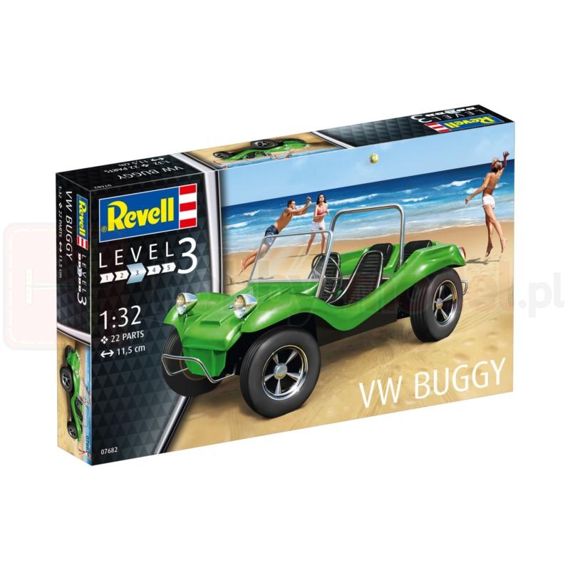 REVELL 07682 Samochód sportowy VW Buggy