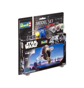 REVELL 63610 Star Wars Boba Fett's Slave (zestaw)