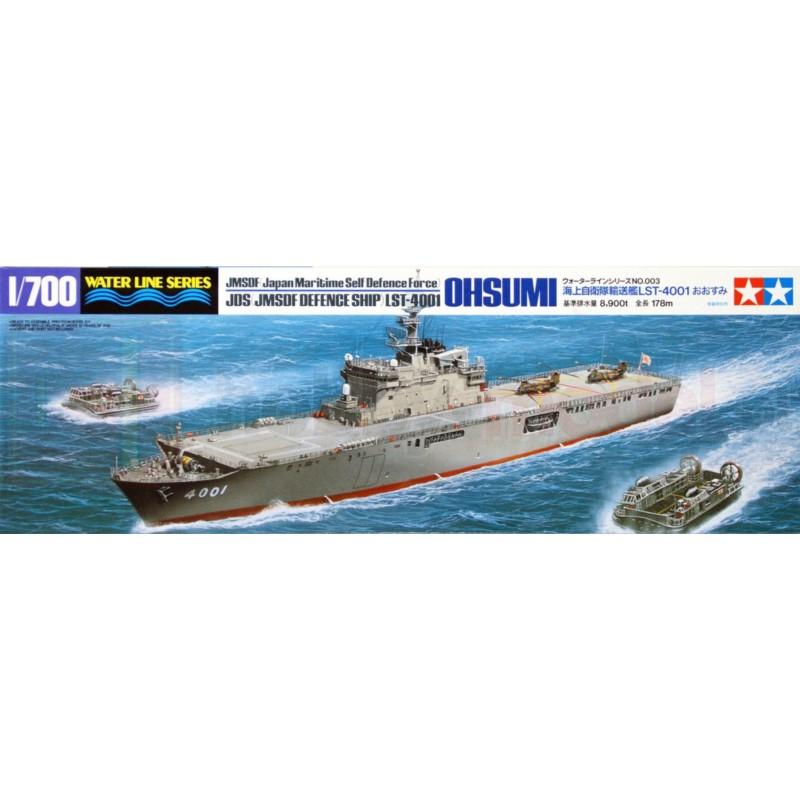 TAMIYA 31003 Okręt desantowy Ohsumi