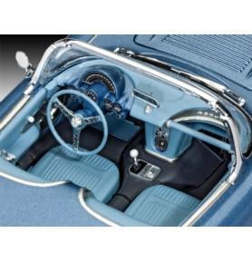 REVELL 67037 Samochód sportowy '58 Corvette Roadster (zestaw)