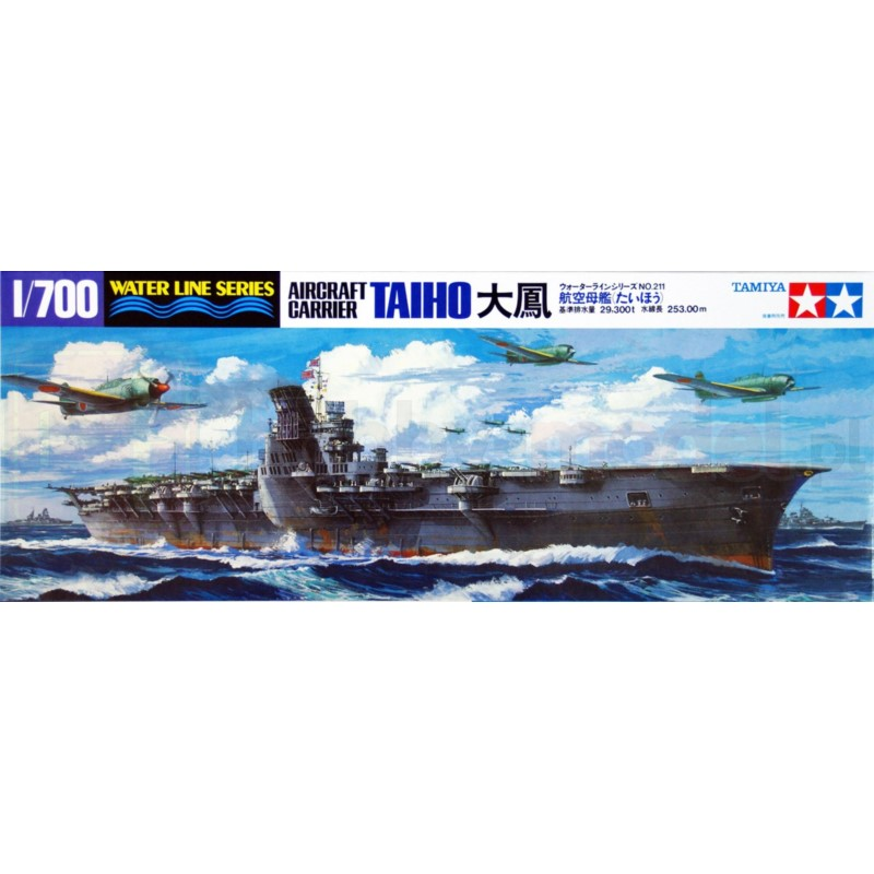 TAMIYA 31006 Lotniskowiec Taiho