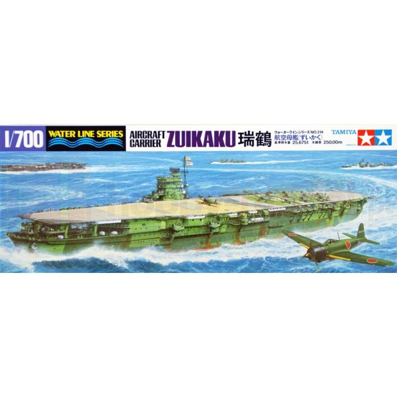 TAMIYA 31214 Lotniskowiec Zuikaku