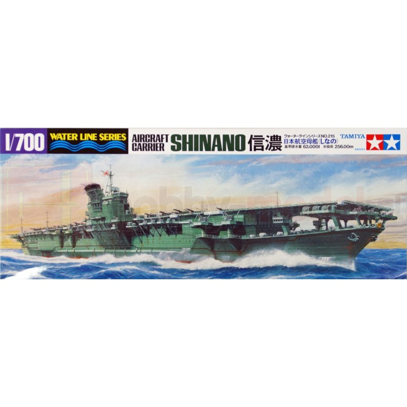 TAMIYA 31215 Lotniskowiec Shinano