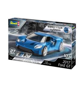 REVELL 67678 Samochód sportowy 2017 Ford GT (zestaw)