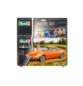 REVELL 67680 Samochód sportowy Opel GT (zestaw)
