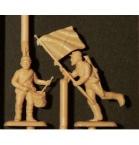 ITALERI 6014 Wojska konfederatów