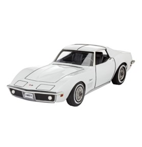 REVELL 67684 Samochód sportowy Corvette C3 (zestaw)