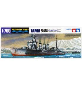 TAMIYA 31317 Krążownik lekki Tama