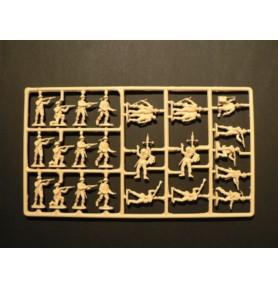 ITALERI 6056 Figurki Brytyjska piechota