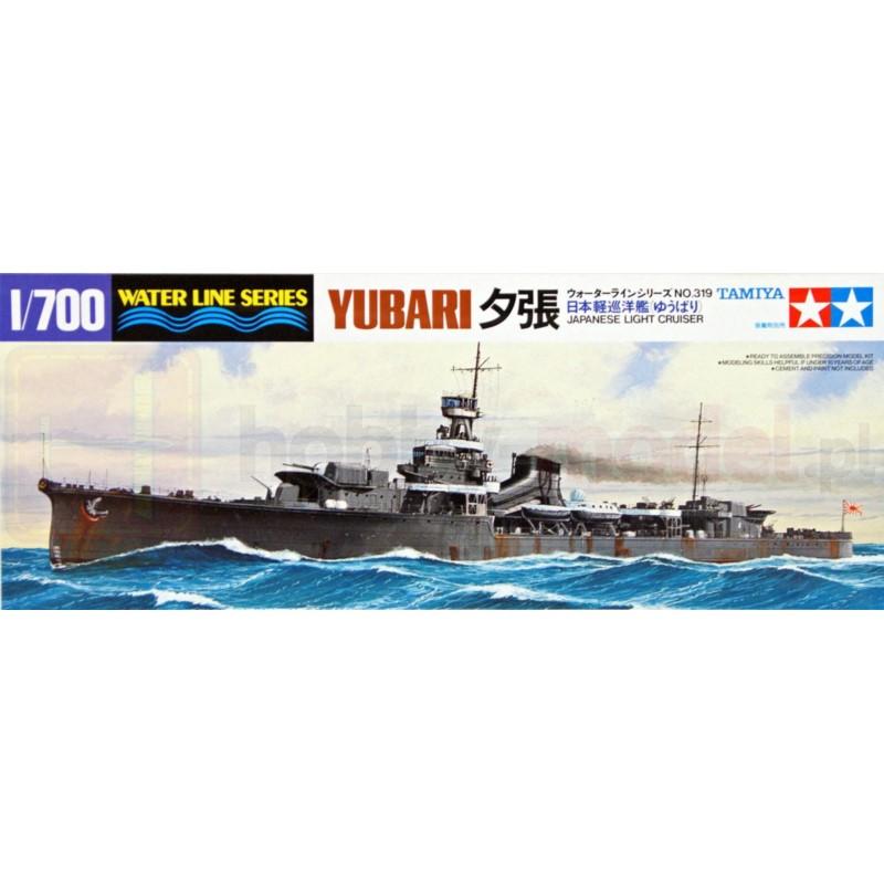 TAMIYA 31319 Krążownik lekki Yubari