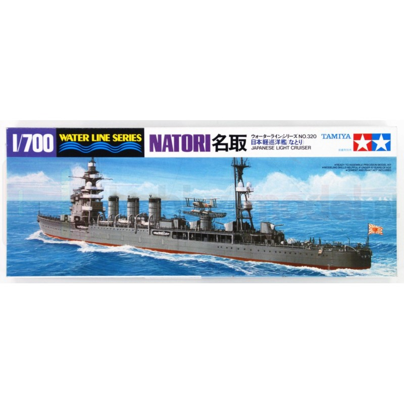 TAMIYA 31320 Krążownik lekki Natori