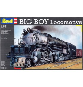 REVELL 02165 Lokomotywa parowa Big Boy Locomotive