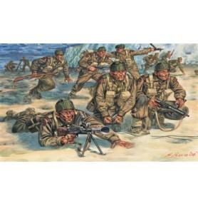 ITALERI 6064 Figurki Brytyjscy komandosi