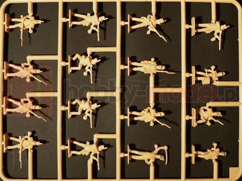 ITALERI 6095 Figurki Brytyjska piechota 1815