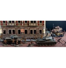 ITALERI 6112 Bitwa o Berlin - zestaw dioramy