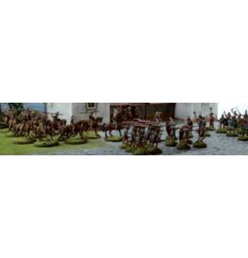 ITALERI 6115 Figurki Zestaw bitewny pokoju rzymskiego