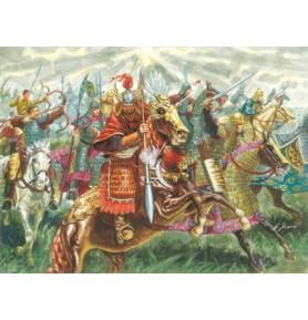 ITALERI 6123 Figurki Chińska kawaleria z XIII w.