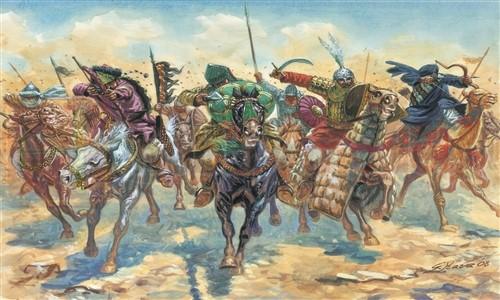 ITALERI 6126 Figurki Arabscy wojownicy