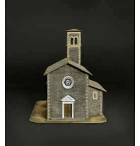 ITALERI 6174 Diorama Kościół