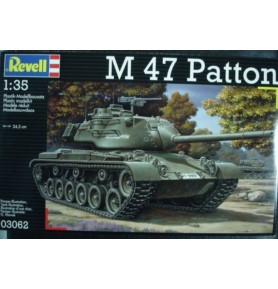 REVELL 03062 Czołg M-47 Patton