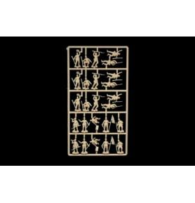 ITALERI 6187 Figurki Piechota brytyjska i Sipajowie