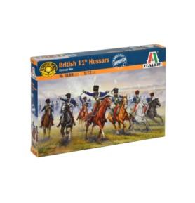 ITALERI 6188 Figurki Brytyjscy husarze