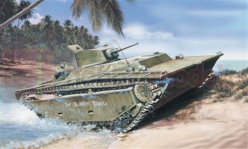 ITALERI 6384 Czołg LVT-(A) 1 Alligator