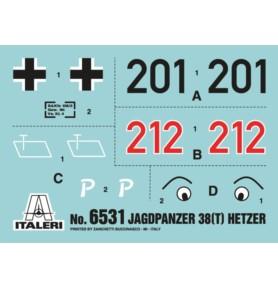ITALERI 6531 Czołg Jagdpanzer 38(t) Hetzer