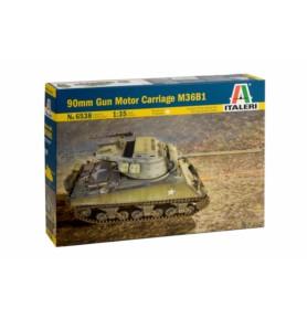 ITALERI 6538 Czołg M36B1 Tank Destroyer