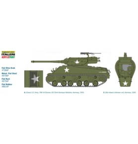 ITALERI 6538 Czołg M36B1 Tank Destroyer