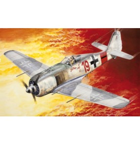 ITALERI 70392 Myśliwiec Zestaw modeli FW-190 A-8