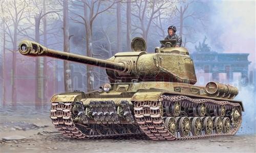 ITALERI 7040 Czołg JS-2M Stalin