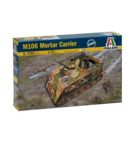 ITALERI 7069 Pojazd M106 Mortar Carrier