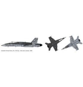 ITALERI 71016 Myśliwiec F/A-18 C/D Wild Weasel
