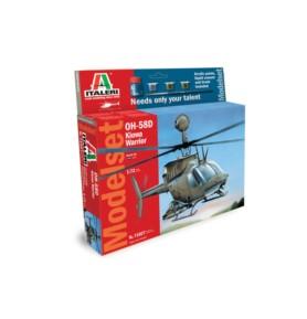 ITALERI 71027 Śmigłowiec OH 58 D Kiowa