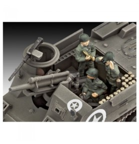 REVELL 03216  M-7 105 MM Priest