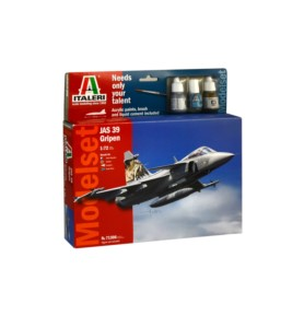 ITALERI 71306 Myśliwiec JAS 39 Gripen