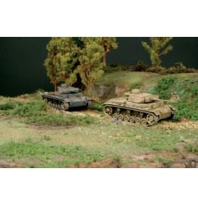 ITALERI 7507 Czołg Pz.Kpfw. III Ausf. J