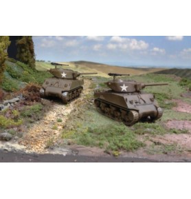 "ITALERI 7520 Czołg M4A3E2 ""Jumbo"""