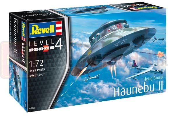 REVELL 03903 Statek latający Haunebu II Flying Saucer